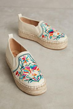 Slide View: 1: Sam Edelman Embroidered Carrin Espadrilles
