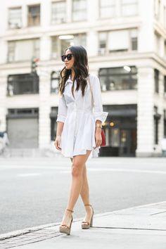 Spring Favorites :: Platform heels