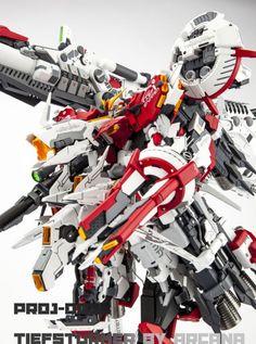 1/100 PROJ-0033 Tiefsturmer [Deep Striker] - Painted Build Modeled by Arcana