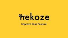 猫背になったら警告を出してくれるMacアプリ『Nekoze』
