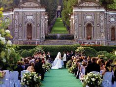 Los mejores lugares para celebrar una boda