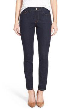 NYDJ 'Alina' Stretch Skinny Jeans (Hancock Park) (Regular & Petite) available at #Nordstrom