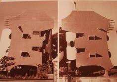 arte e ofícios: O Senhor arquitecto Pancho Guedes Facade, 1, African, Architecture, Html, Gold, Diy Arts And Crafts, Lord, Arquitetura