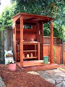 Garden Potting Shed Plans Easy Craft Ideas