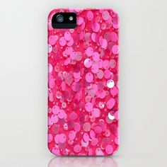 Pink Glitter iPhone & iPod Case Promoters - $35.00