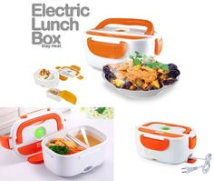 Buy this Electric Food Warmer Lunch Box in just at Rs. 699/-.  #couponndeal #lunchbox #electriclunchbox #thermoware   http://www.couponndeal.com/coupon/portable-electric-heatable-lunch-box-80