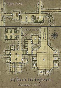 400 best D&D Maps : Dungeon, Forest, Cave, Battle images on ...