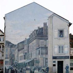 More info. More info. More Banksy on Street Art Utopia. More info. 3d Street Art, Street Art Utopia, Murals Street Art, Amazing Street Art, Urban Street Art, Street Art Graffiti, Urban Art, Amazing Art, Awesome
