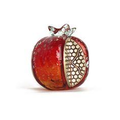 Pomegranates~glass pomegranate - Hledat Googlem