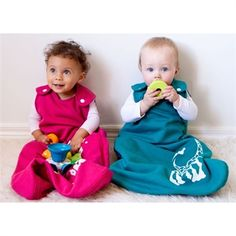 """Wee Urban Baby Sleep Bags are ideal for when your little one is ready to graduate from swaddling. Essentially a """"wearable blanket"""" they're designed to replace loose bedding and sheets in the crib or sleeping area. Baby Needs List, Best Sleeping Bag, Baby Shower Wishes, Wearable Blanket, Dream Baby, Sleep Sacks, Baby Makes, My Children, Kids"""