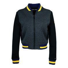 University of California, Berkeley Cropped Varsity Jacket