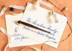 Janet Style Envelopes | The Postman's Knock