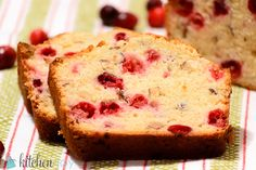 This Cranberry Pecan Bread was an unplanned treat at our cabin this weekend. As I enthusiastically marked recipe after recipe that I want to try from my new cookbook, Cook's Illustrated Baking Book by America's Test Kitchen (which, by the way, is a thing of beauty in all its black-and-white splendor), I got the itch [...]