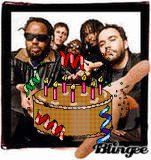 Happy Birthday from DMB