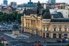 Central University Library, Bucharest