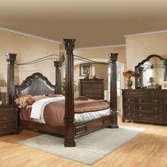 Dumont Poster Bedroom Set