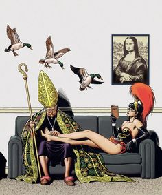 Gladius_1029_Brian_Bolland_The_Actress_and_the_Bishop.jpg 830×996 pixels