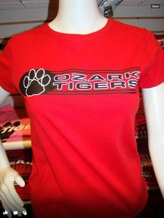 Ozark tigers tee
