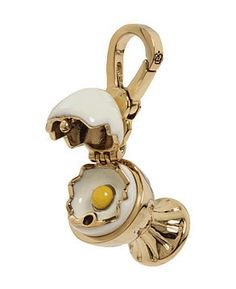 JUICY COUTURE - Cracked Egg Charm NEW | eBay