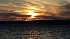 Sunset - Portugal Cove, NL.