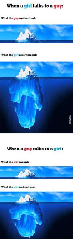 Guy VS Girl