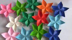 Gli origami per la Festa della Donna da fare in casa