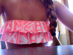 swim suit top. ♥