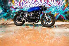 Inazuma café racer: Readers' ride: Grifo XJ600