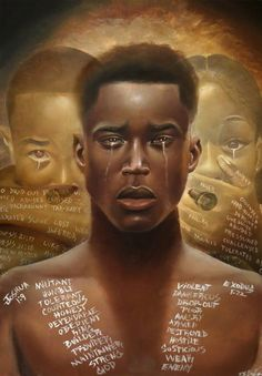 The art of Salaam Muhammad