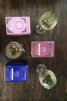 ティーブランド「ハーニー&サンズ」の水出し緑茶シリーズに、「ブルーベリー・グリーン」がラインナップ!