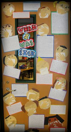 Cute writing activity for a personal narrative.
