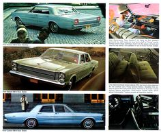 1966 Ford Full Line