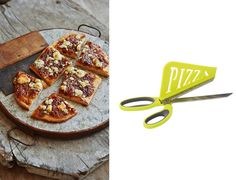 pizza  pizza scissors