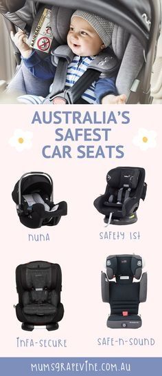 Australia's Safest Car Seats revealed after crash testing the top 12 brands. Most Popular Cars, Booster Car Seat, Getting Back In Shape, Six Pack Abs, Bodybuilding Workouts, Happy Kids, Baby Car Seats, Parenting, Bebe