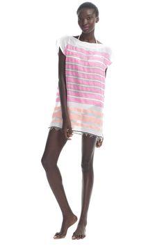 Lemlem makes tired stripes feel fresh, somehow