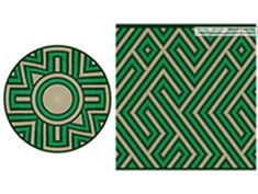 PATTERN:Geometric Set of Wayuu Mochila Patterns Mochila