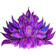 LOTUS ~ the lotus stands for purity, spontaneity and divine birth & beauty. LOTUS represents divine purity and beauty. The LOTUS grows and flourishes in mud. Lotus Tattoo, I Tattoo, Tatoos, Cool Tattoos, Black Tattoos, Faraway Tree, All Things Purple, Shades Of Purple, My Favorite Color