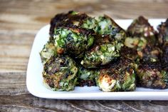 Fried Greens Meatlessballs
