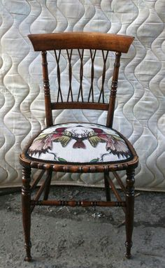 Timorous Beasties // Lovebirds chair