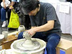 Akio Nukaga - square bowl - YouTube