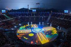 Winter Olympics Opening Ceremony     Photo 30   TMZ.com Olympics Opening Ceremony, Pyeongchang 2018 Winter Olympics