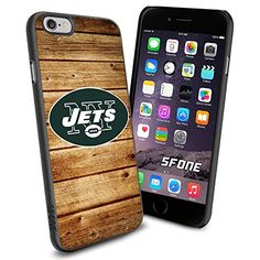 """New York Jets Wood iPhone 6 4.7"""" Case Cover Protector for iPhone 6 TPU Rubber Case SHUMMA http://www.amazon.com/dp/B00VR3LTX6/ref=cm_sw_r_pi_dp_syW2vb0D9ZP2K"""