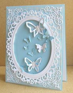 FS381 Peggy's Butterflies by tessaduck - Cards and Paper Crafts at Splitcoaststampers