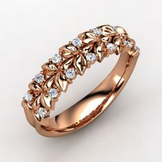 I love the rose gold.