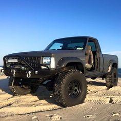 My Jeep Addiction Jeep Wj, Jeep Truck, Comanche Jeep, 1999 Jeep Cherokee, Badass Jeep, Cool Jeeps, Jeep Pickup, Jeep Life, Offroad