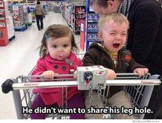 First World Toddler Problems