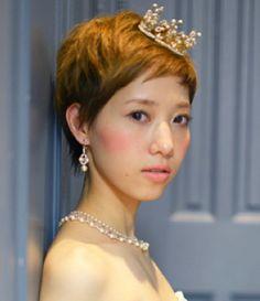 ショートヘアの花嫁必見!結婚式で輝く花嫁になるための髪型15選