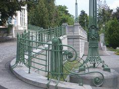 Steinhof. Theater (Otto Wagner, 1907)