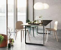 Minimalistisk bord fra Muuto