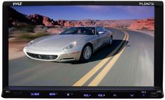 Pyle PLDN73I 7-Inch Double-DIN TFT Touchscreen DVD/VCD/CD/MP3/MP4/CD-R/USB/SD-MMC Card Slot/AM/FM/iPod Connector by Pyle. $119.12. From the Manufacturer                  The Pyle PLDN73I Seven-Inch In-Dash Motorized Touchscreen Multi-Function Headunit Click here for a larger image   LCD Screen Slides Down Revealing CD and Memory Card Slots Click here for a larger image     Connect It All Click here for a larger image   Rear Panel View Click here for a larger image ...